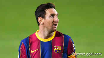 'I am less obsessed with goals' - Messi taking on different role at Barcelona