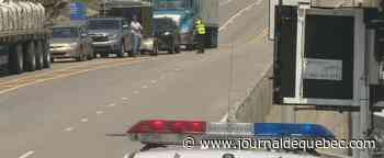 COVID-19: toujours pas de consignes pour des contrôles routiers plus contraignants