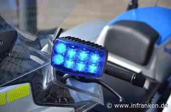 A3 bei Helmstadt: Unfall zwischen Wohnmobil und Motorrad - Polizist schwer verletzt - inFranken.de