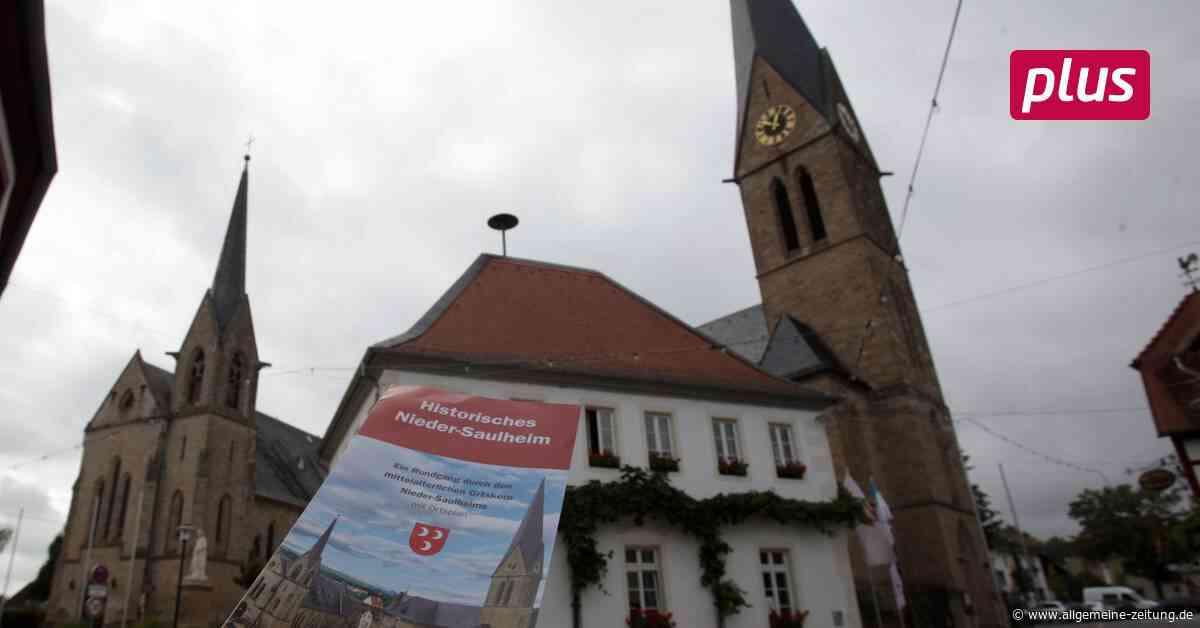 Flyer zu historischem Nieder-Saulheim veröffentlicht - Allgemeine Zeitung