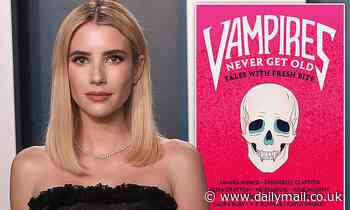 Emma Roberts producing Netflix series about teenage vampire making her very first kill