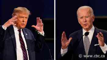 Trump and Biden headline duelling town halls, as early voters swamp polls