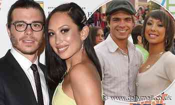 Cheryl Burke and husband Matthew Lawrence recall her alcohol struggles that led to their 2008 split