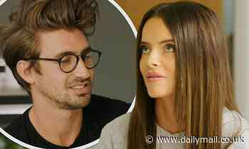 Love Island's Maura leaves Chris flustered with VERY cheeky comment