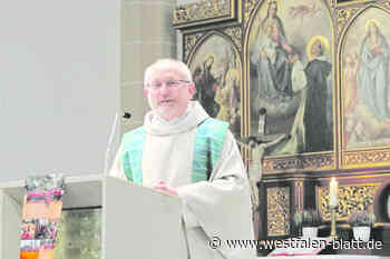 Abschied von Pfarrer Brinkmann - Westfalen-Blatt