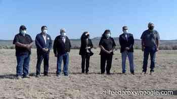 New Mexico utility, tribe to break ground on solar farm