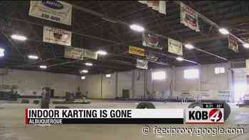 Family-owned go-kart business shuttered due to pandemic
