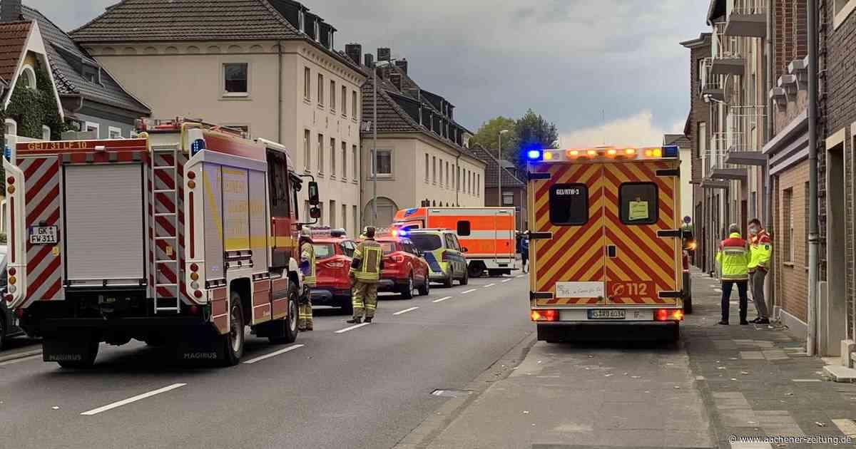Geilenkirchen: Brand in einem Mehrfamilienhaus in der Innenstadt - Aachener Zeitung