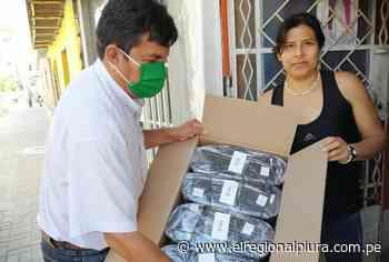 Sullana: distribuyen más de 5 mil mascarillas en centros poblados de Marcavelica - El Regional