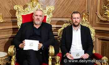 CHRISTOPHER STEVENS:Taskmaster dumps Dave for C4.... and - hooray - is as silly as ever!