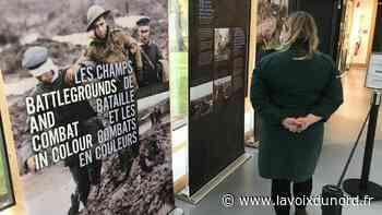 La Grande Guerre s'expose en couleurs au mémorial de Vimy - La Voix du Nord
