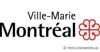 The Arrondissement de Ville-Marie launches a landscape architecture competition for development of a new green space in the Quartier des Spectacles - Canada NewsWire
