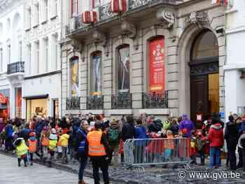 Sint gaat virale toer op (Sint-Niklaas) - Gazet van Antwerpen Mobile - Gazet van Antwerpen