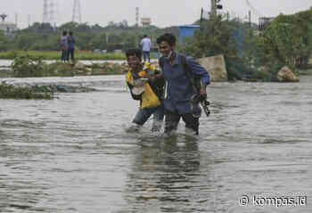 Banjir Melanda Hyderabad India, Belasan Orang Tewas – Kompas.id - kompas.id