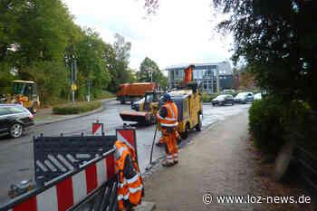 Sanierung des östlichen Abschnitts der B208 in Ratzeburg nahezu abgeschlossen - LOZ-News | Die Onlinezeitung für das Herzogtum Lauenburg