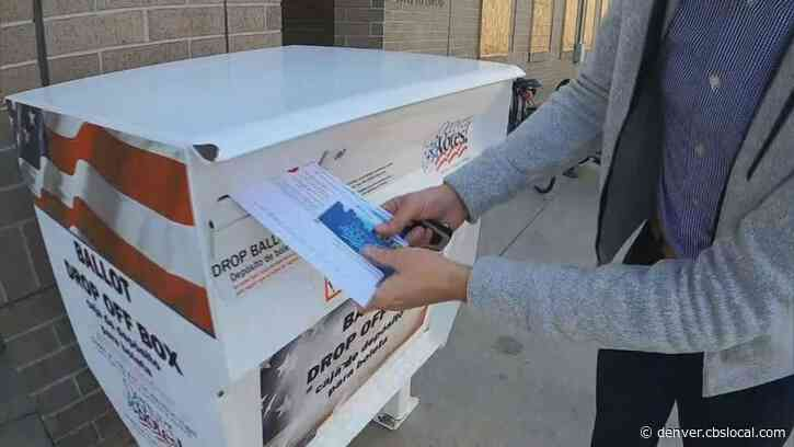 Security Cameras, Other Measures In Place To Protect Voters, Drop Off Ballot Boxes