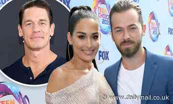 Nikki Bella didn't feel romantic sparks with Artem Chigvintsev on DWTS while engaged to John Cena