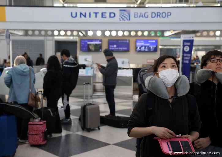 United says 2,700 jobs it cut during the pandemic likely won't return, though it sees 'light at the end of the tunnel'