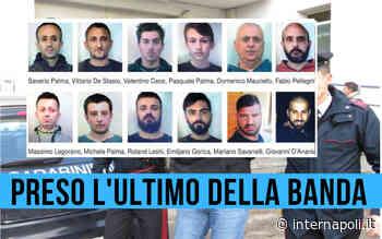 Blitz contro lo spaccio tra Giugliano e Villaricca, preso dai carabinieri l'ultimo ricercato - InterNapoli.it