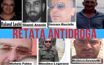 Maxi blitz contro i narcos di Giugliano e Villaricca, 16 arresti - InterNapoli.it