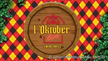 Secretário de Turismo de Blumenau responde à coluna sobre a ação Oktober Live - O Município Blumenau