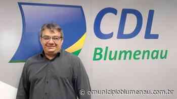 CDL de Blumenau elege novo presidente e diretoria - O Município Blumenau