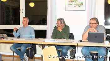 Altensteig (Württ.): Mehr Platz für Kinder und Feuerwehr - Altensteig - Schwarzwälder Bote
