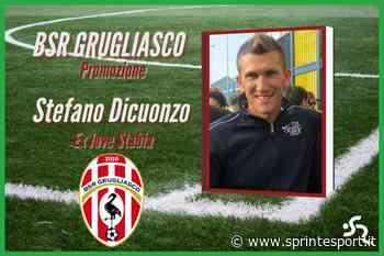 Calciomercato BSR Grugliasco: ingaggiato Stefano Dicuonzo - Sprint e Sport