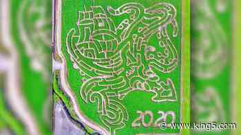 Get lost in The Kraken at Carpinito Bros corn maze in Kent - What's Up This Week - KING5.com