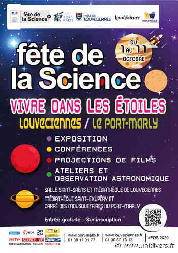 Exposition : Vivre dans les étoiles Louveciennes - Unidivers