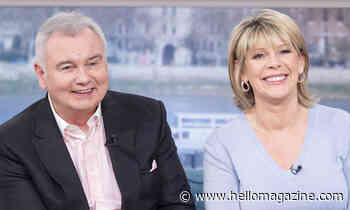 Ruth Langsford has the sweetest response to Eamonn Holmes' throwback snap