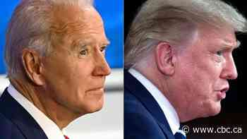 Biden makes closing pitch to TV viewers — without Trump's interruptions