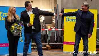 Wilnsdorf: Andreas Weigel zieht in den Bundeswahlkampf - WP News