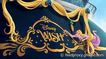 Debut of the Disney Wish delayed until summer 2022