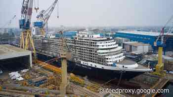 Cruise companies in no hurry to place orders for new ships