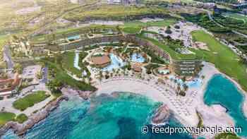 St. Regis breaks ground on a luxury resort in Cap Cana