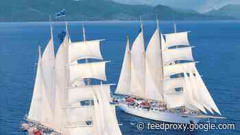 Star Clippers to operate all three ships in Europe in 2022