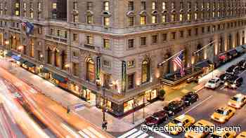 New York's Roosevelt Hotel to close