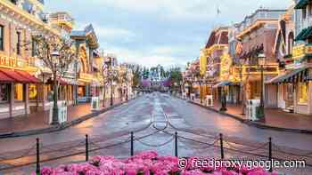 They're going to Disney World: Calif. governor sent team to study park reopenings