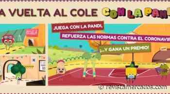 Los talleres digitales de La Pandi llegan a los colegios - Revista Mercados