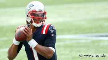 New England Patriots aktivieren Cam Newton von COVID-19-Liste - RAN