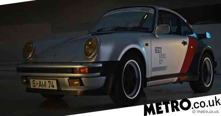 Cyberpunk 2077: Keanu Reeves gets his own Porsche car