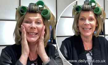 Ruth Langsford, 60, jokes she's got to get her 'face sorted out'