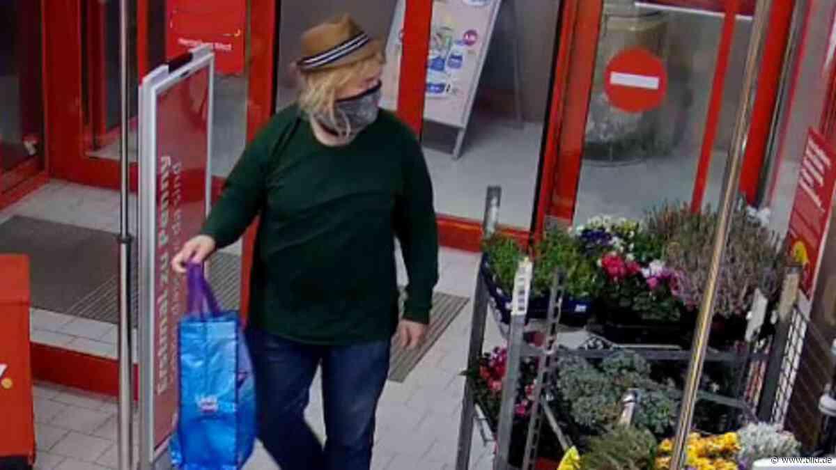 Merseburg: Hier kommt ein Serienräuber zum Supermarkt-Überfall - BILD