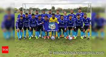 Goans unite in London to form football club of their own - Times of India