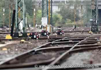 Klagen gegen Ausbau der Bahnstrecke erfolglos - Oldenburger Onlinezeitung