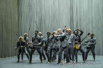 review: David Byrne & Spike Lee soar and inspire with 'American Utopia' on HBO