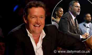 Piers Morgan responds to rumours he will 'replace David Walliams as a judge on Britain's Got Talent'