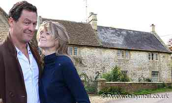 Dominic West is being driven NUTS by squirrels at Cotswolds home