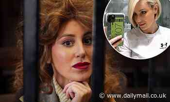 Roxy Jacenko transformed into notorious organised crime boss Tilly Devine for Drunk History